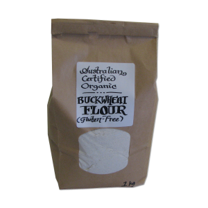 Organic Buckwheat Flour – 1kg