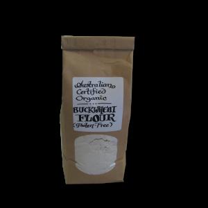 Organic Buckwheat Flour – 500g (Gluten-Free)
