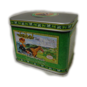 Green Maté Tea – 100gm Sampler Tin