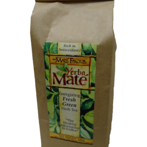 Green Maté Tea – 500gm Refill Pack