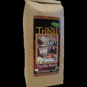 Vanilla Peach Maté Tea – 500gm Refill Pack