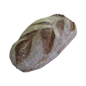 Wholemeal Wheat Sourdough – Plain