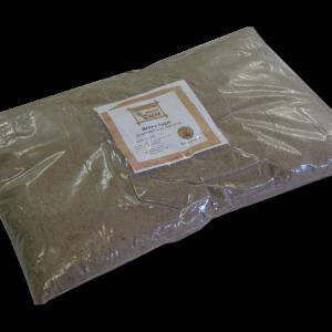 Organic Brown Mascavado Sugar – 1kg